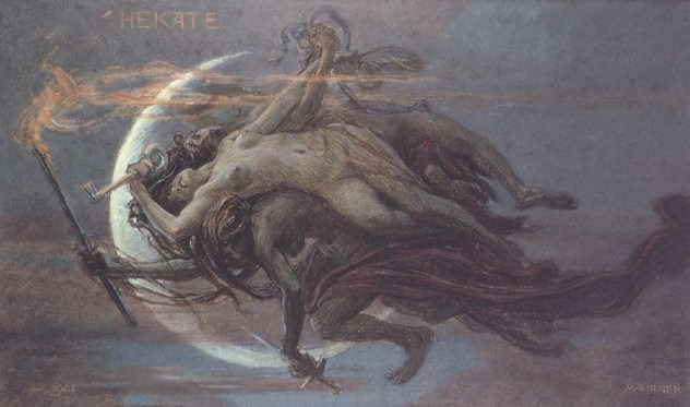 Mythological witches which are still famous today
