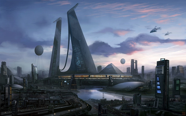 15 Astoundingly Beautiful Sci-Fi Images