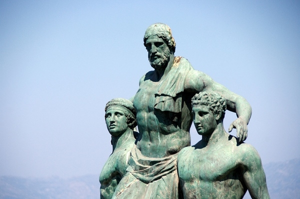 Greatest athletes of the Ancient World