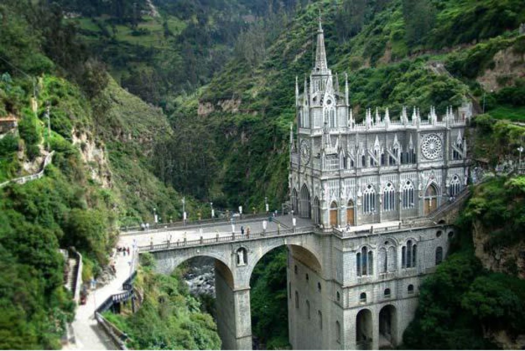 Wonderful Churches of the World