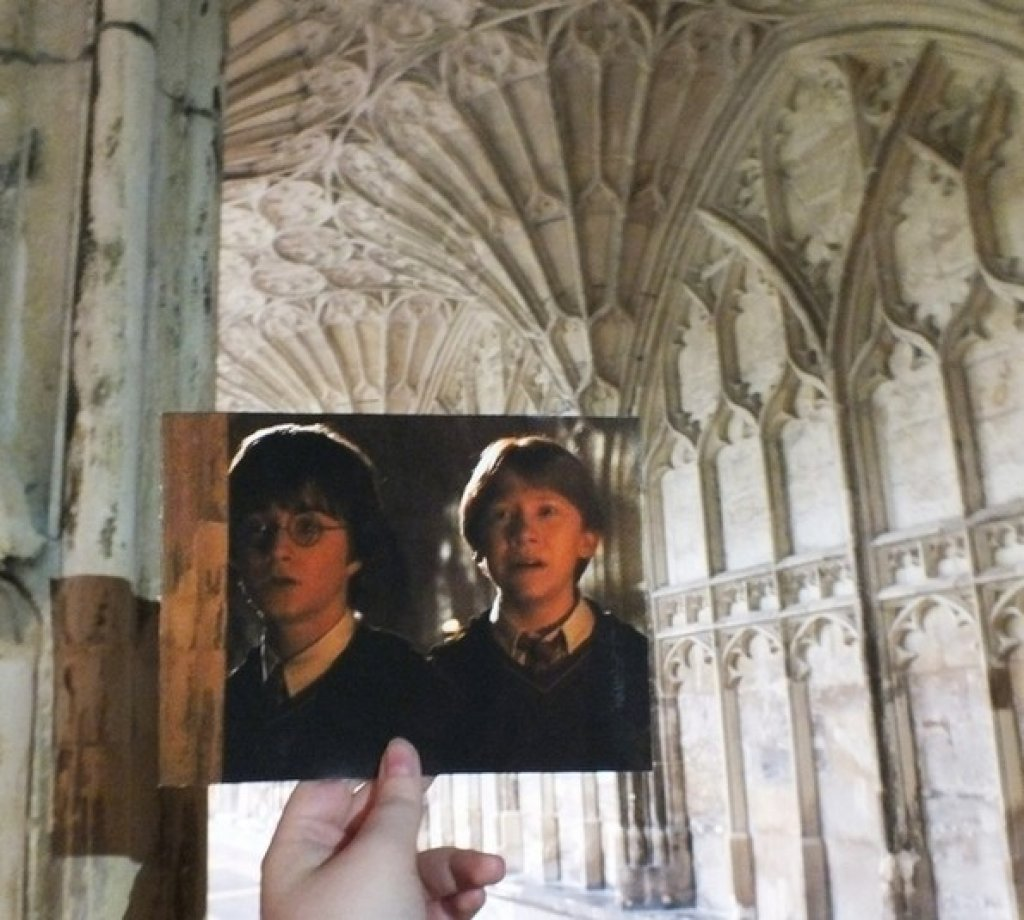 Pictures That Prove Hogwarts Is Real