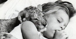 Kids and Animals Together